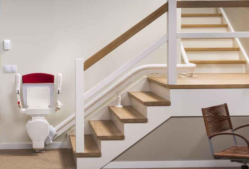 Où sont fabriqués les monte-escaliers de compagnie ?