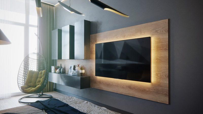Les six avantages d'un meuble TV mobile dans votre maison